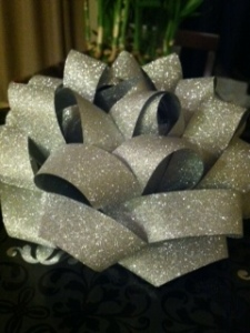 The MOST fabulous bow ever!