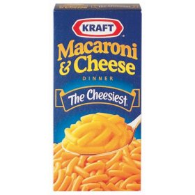 kraft mac cheese blue box