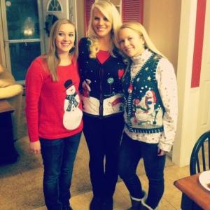 Jessica, Carley & I